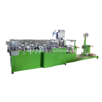 high quality flat paper handle machine